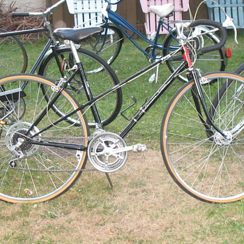 VINTAGE VISTA CARRERA 7 MIXTE RESTORED