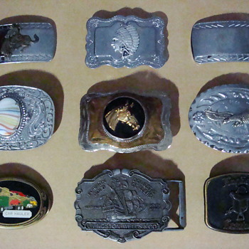 more buckles - Accessories
