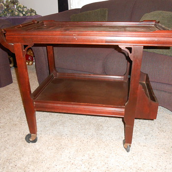 tea cart - Furniture