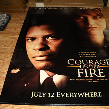 Courage Under fire  - Posters and Prints