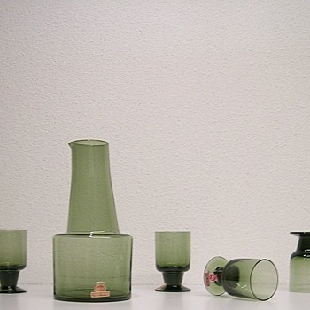 Skruf (Sweden) - Art Glass