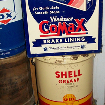 Wagner Comax brake linings - Signs