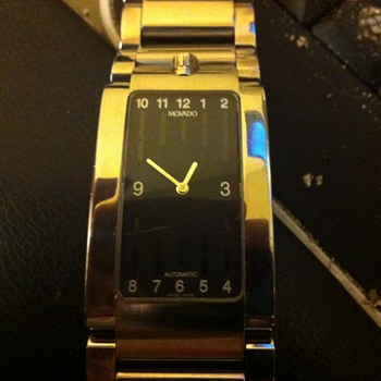 Vintage Movado Watch? - Wristwatches