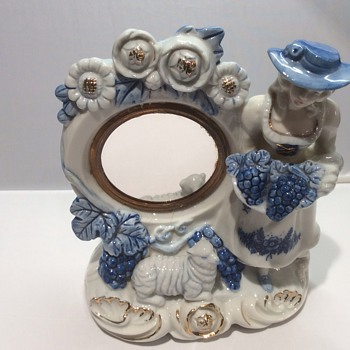 Antique looking Japanese porcelain