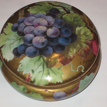 Bowl from Austria - China and Dinnerware