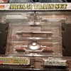 microtrains usaf n scale area 51 train set , layout