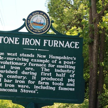 Stone Furnace... - Photographs