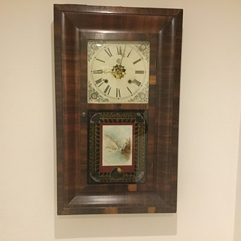 Westbury hanging clock - Clocks