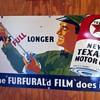 Various vintage signs