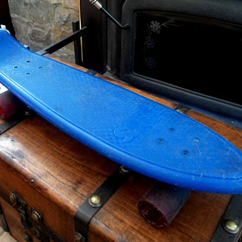 1970&#039;s Continental Kickboard Jaws Edition