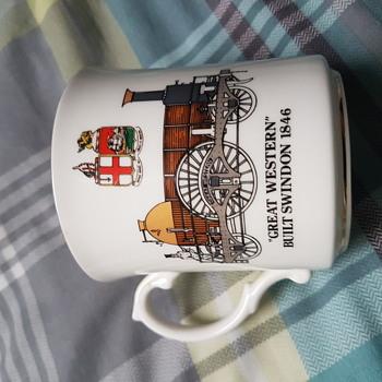 Great Western Mug (Help Needed)