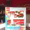 coca cola truck set