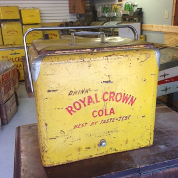 Royal Crown Progress A1 Indiana Found - Advertising