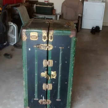 Trunk unknown history and value
