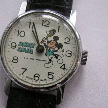 Tennis Mickey - Wristwatches