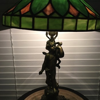 Baby Angel Table Lamp