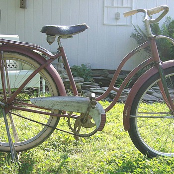 1938 Goodyear Bicycle - Outdoor Sports