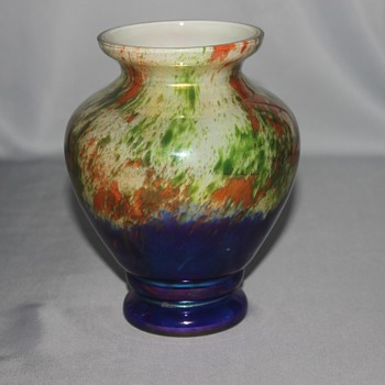 Kralik Cased Powder - Art Glass