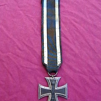Original WW I Iron Cross 2nd Class