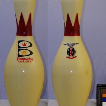 Brunswick Dura-King Bowling Pin