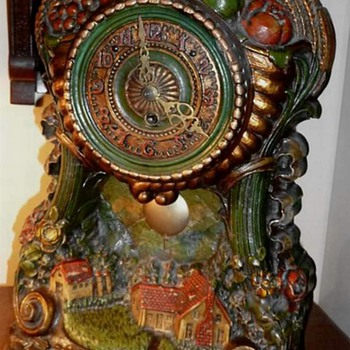 LUX Harvest Time Mantle Clock - Clocks