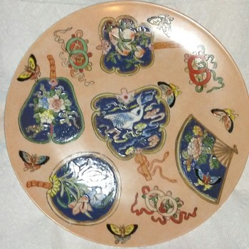 Beautiful plates - Asian