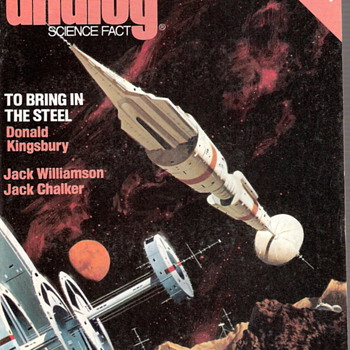 Analog Science Fiction Magazines (4)