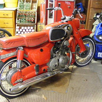 1969 Honda Dream