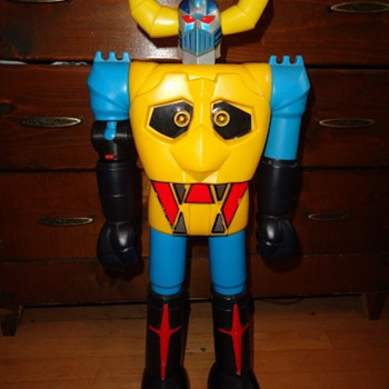 24-inch-SHOGUN-WARRIORS-GAIKING-Jumbo-Machinder-Nice-Original-Condition  24-inch-SHOGUN-WARRIORS-GAIKING-Jumbo-Machinder-Nice- - Toys