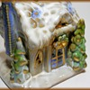Little Christmas House - Ceramic ( Unknown Maker )
