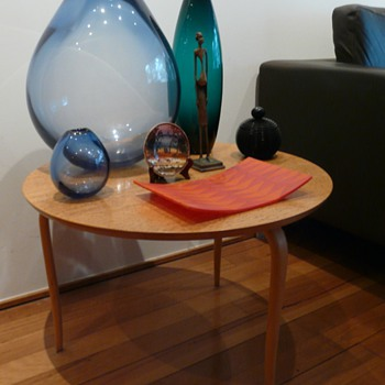 BRUNO MATHSSON Sweden (1907 - 1988)  ANNIKA TABLE - Mid-Century Modern