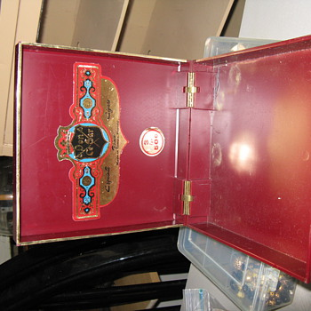 Cigar box from the Don Ce Sar hotel - 30's-40's