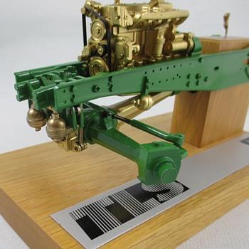 John Deere TLS & Engine