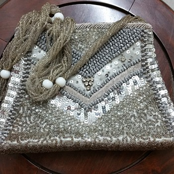 Sequin bag at uptown mall - Bags