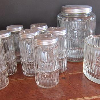 Hoosier Jars - Kitchen