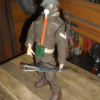 GI Joe Soldiers of the World British Comando