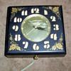 Telechron Wall Vintage Clock
