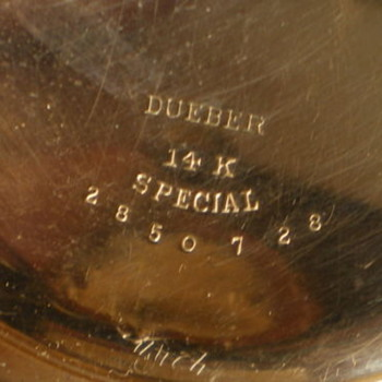 Dueber Hampden - Pocket Watches