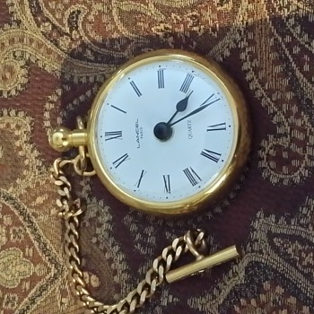 Lancel Paris Quartz pocket watch