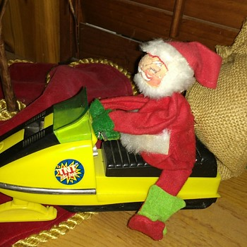 TNT Ski Bob Snowmobile