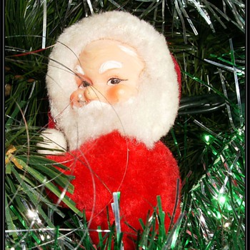 Old Christmas Ornaments - My Tree - Christmas