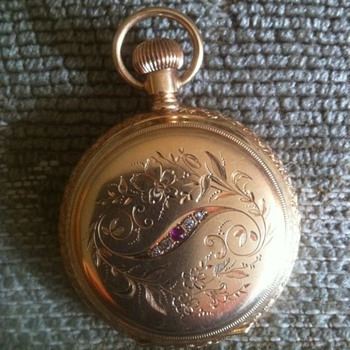i have no idea anything about this watch is it worth selling vs scrapping for gold value