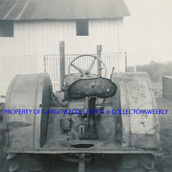 1934 John Deere D (1962) - Photographs