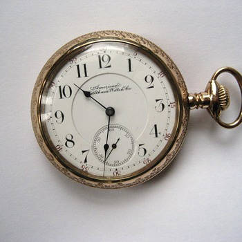 Waltham Riverside Pocket Watch