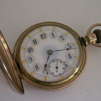 American Waltham Appleton Tracy & Co. - Pocket Watches