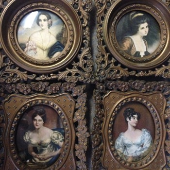 Ladies of A Cameo Creation  - Visual Art