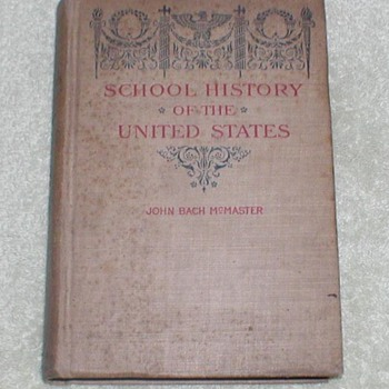 School History of the United States - Books