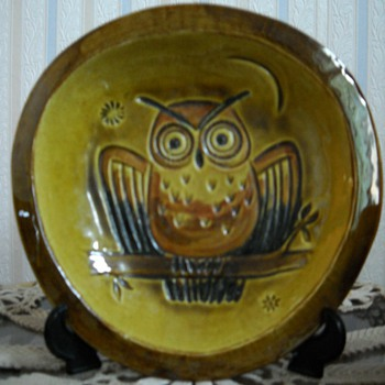 Mid Century Modern Owls - Animals