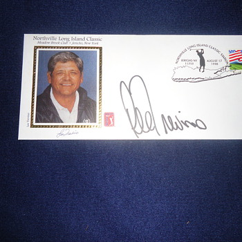 LEE TREVINO FIRST DAY COVER