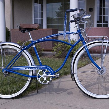 1955 Schwinn Corvette - Sporting Goods